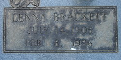 Lenna <I>Brackett</I> Ballard