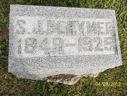 Sarah Jane <I>Palmer</I> Behymer