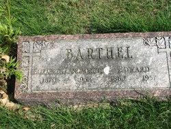 """Elizabeth """"Lizzie"""" <I>Langworthy</I> Barthel"""