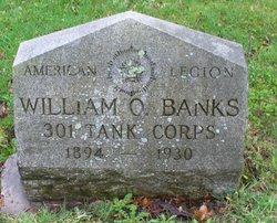 William O Banks
