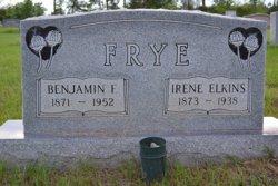 Irene Geneva <I>Elkins</I> Frye