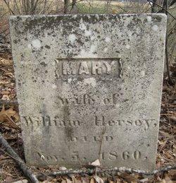 """Mary """"Polly"""" <I>Smart</I> Hersey"""