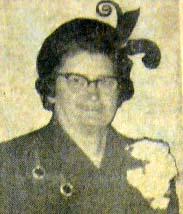 Mary L. <I>Corney</I> Johnson
