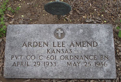 "Arden Lee ""Pete"" Amend"