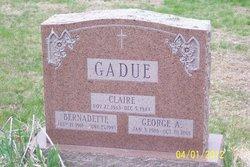 Bernadette <I>Deslandes</I> Gadue
