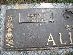 """James W. """"Jimbo"""" Allen, III"""