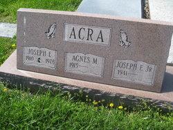 Joseph Edwin Acra