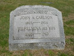 Wilhelmina Carlson