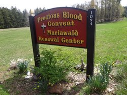 Precious Blood Convent Cemetery