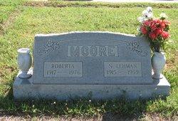Newton Lehman Moore