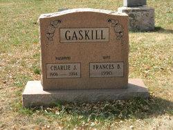 Frances B Gaskill
