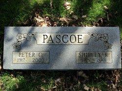 Shirley Katherine <I>Hennicke</I> Pascoe