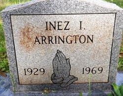 Inez I <I>Perry</I> Arrington