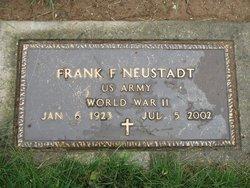 Frank F Neustadt