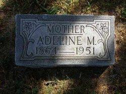Adeline Maria <I>Perry</I> Adams