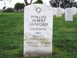 Phillips Albert Dunford
