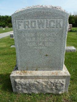 Erick Frowick
