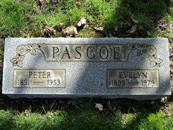 Evelyn Catherine <I>Boynes</I> Pascoe