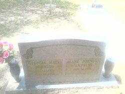Georgia <I>Mack</I> Johnson