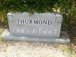 Elease <I>DeLoach</I> Thurmond