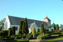 Viby Churchyard