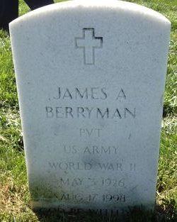 James A Berryman