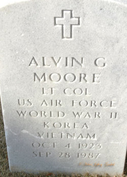 Alvin G. Moore