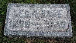 George Ross Sage