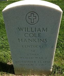 William Cole Hankins