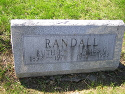 Ruth <I>Painter</I> Randall