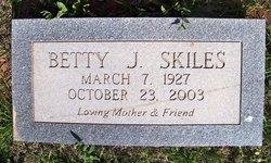 Betty Jo <I>Robinson</I> Skiles