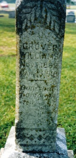 Grover Cleveland Williams
