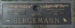 Alvin Edward Bergemann