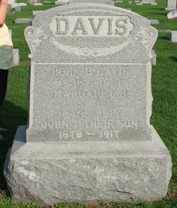 Margaret Jane <I>Hicks</I> Davis