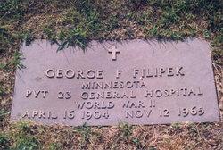 George F Filipek