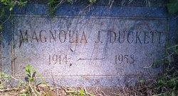 Magnolia Josephine <I>Clark</I> Duckett