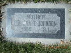 Paulina <I>Thomasen</I> Johnson