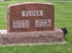 Reva M. <I>Lincoln</I> Elder