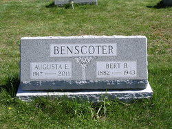 Bert Beach Benscoter