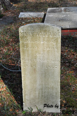 Mary Adelaide Davis