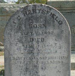 Rev John Glenn Hartsfield