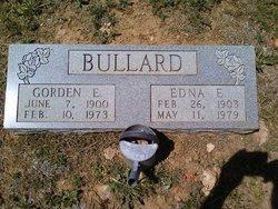 Edna Elizabeth <I>McCaffety</I> Bullard