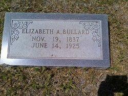 Elizabeth A <I>Stegall</I> Bullard