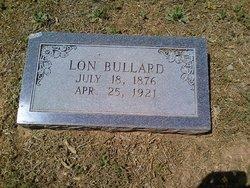 "Theophelius Alonzo ""Lon"" Bullard"