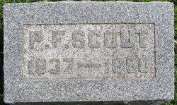 Phebe F. <I>Dean</I> Scout