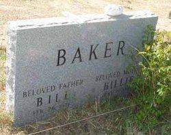 """Billy Wayne """"Bill"""" Baker"""