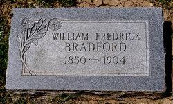 William Fredrick Bradford