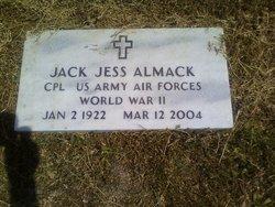 Jack Jess <I>Blackwell</I> Almack