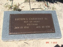 Rev Lucien L. Casavant, Sr