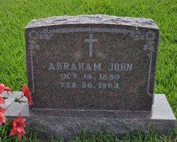 Abraham John